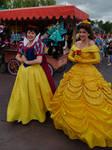 Disney Memories - Snow White and Belle