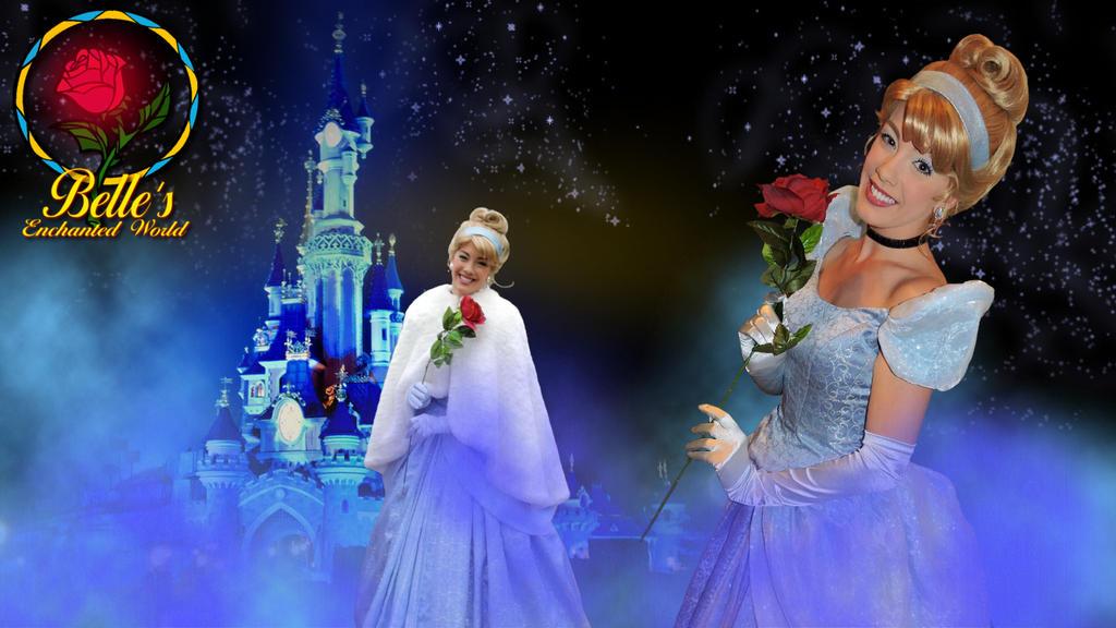 Cinderella www.BellesEnchantedWorld.com by bellesprince