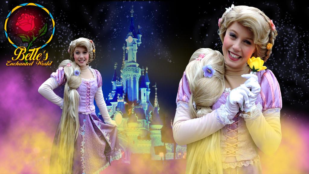 Rapunzel www.BellesEnchantedWorld.com by bellesprince