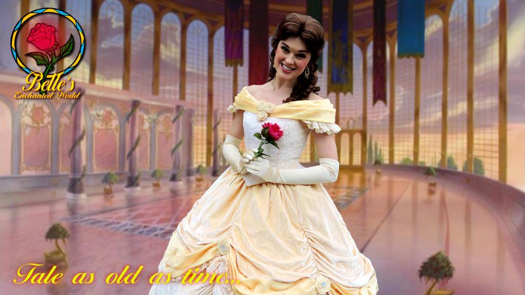 Belle www.BellesEnchantedWorld.com by bellesprince