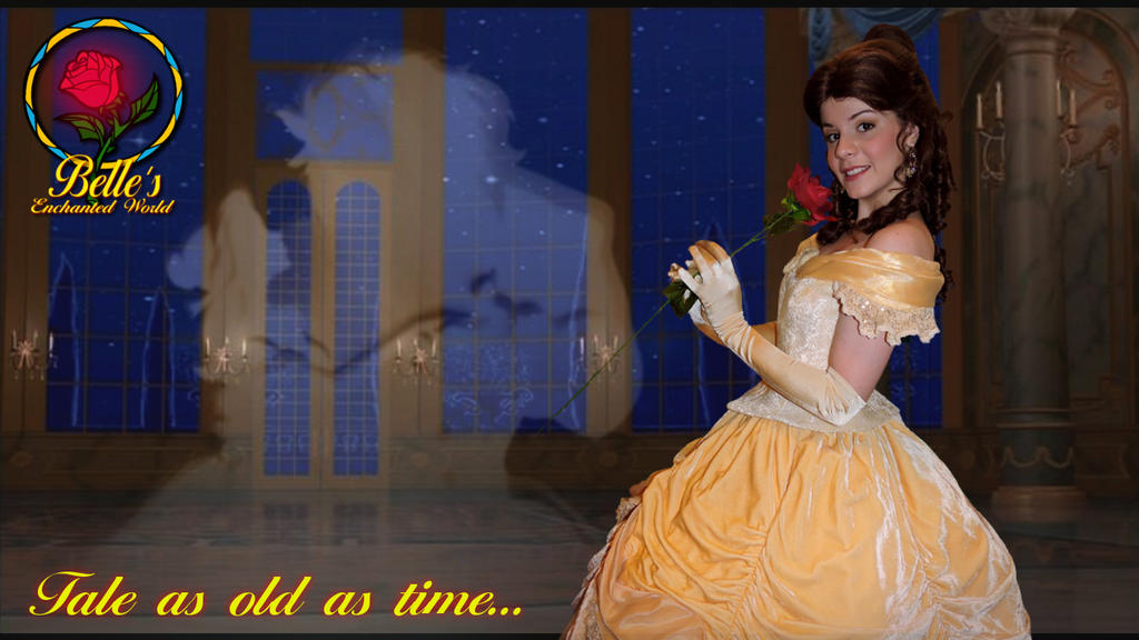 Tale as old as time... by bellesprince