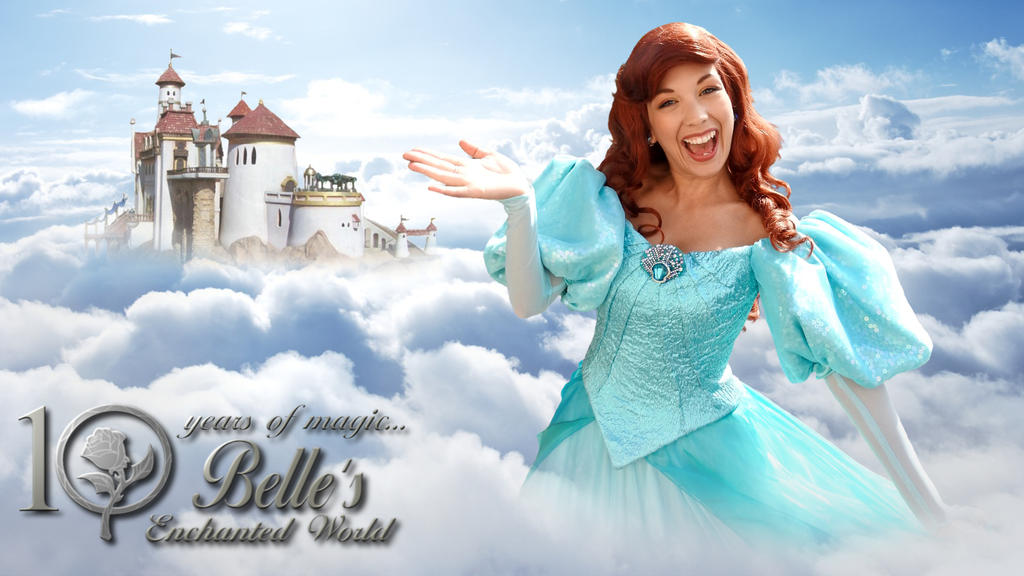 Ariel by bellesprince