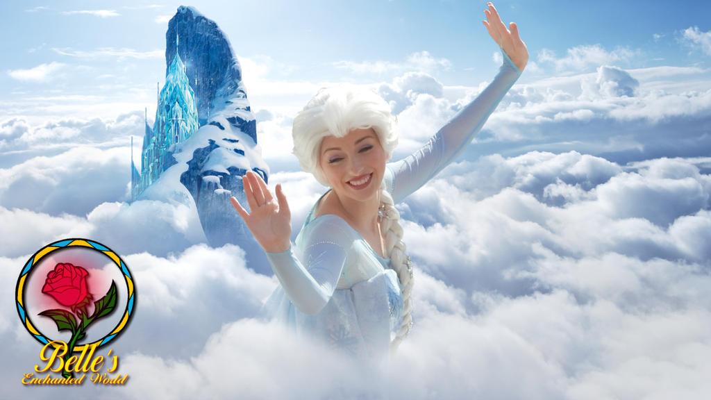 Elsa by bellesprince