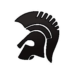 Greek helmet by brian-webbster