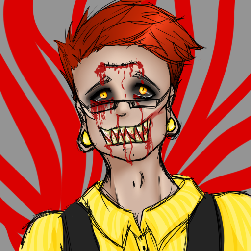 Kevin by ZombiexAddiction