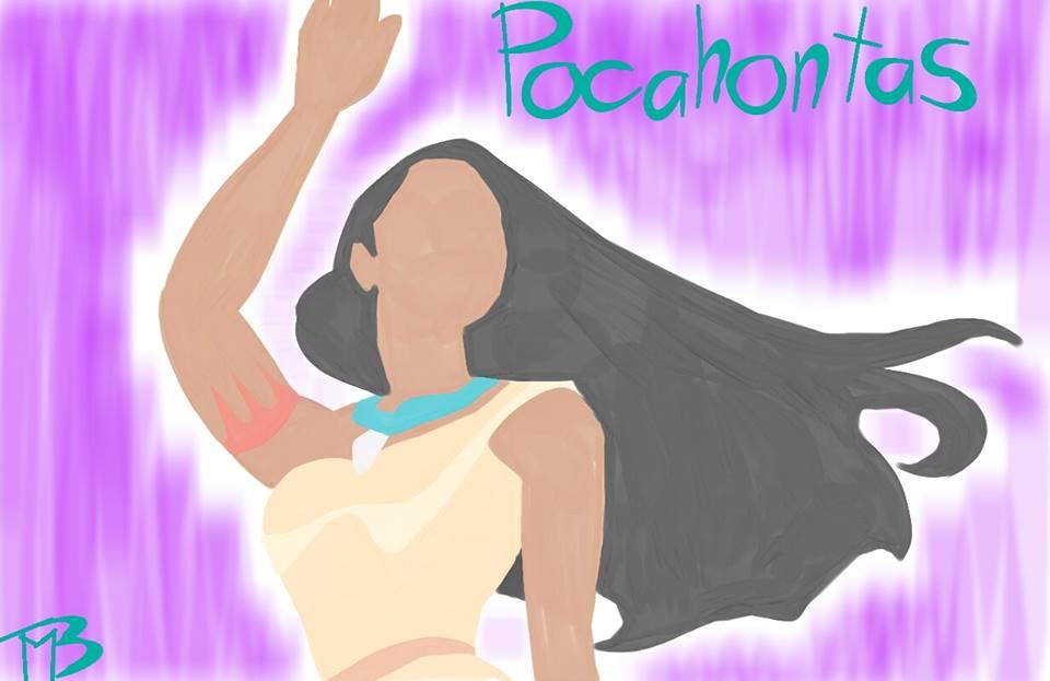 Pocahontas by ScenePika