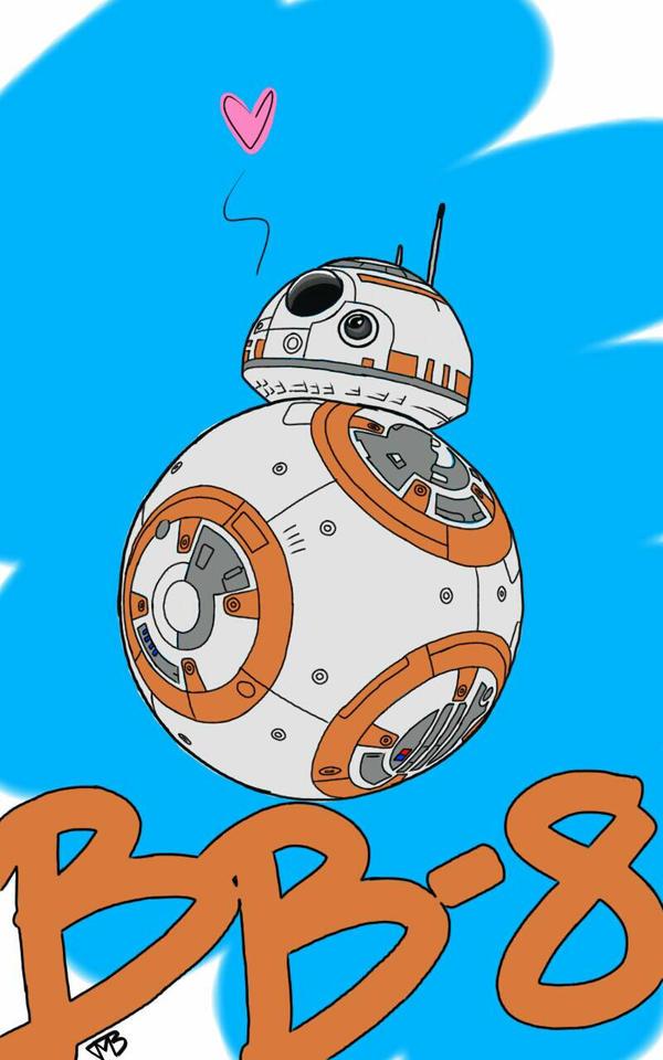 BB-8 by ScenePika