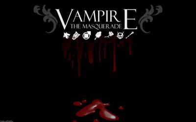 Vampire: The Masquerade Clans by IAmInsaneNoImNot