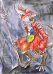 Burmecian Dragon knight