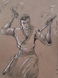 Zuko Sketch