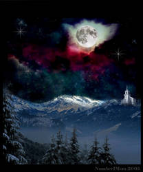Birth of the New Moon by number1mom
