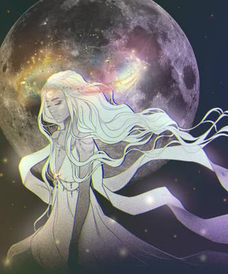Black Moon by JustNeus