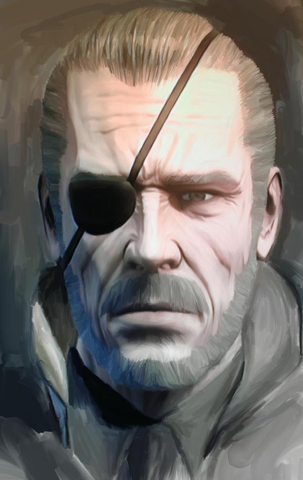 Big Boss - Metal Gear Wiki