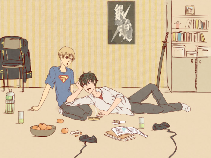 Gintama: have a rest by S-tion