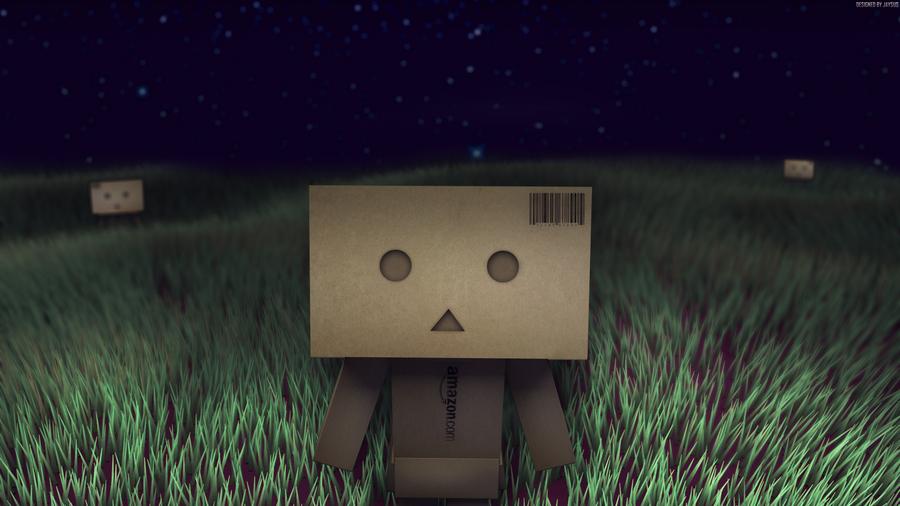 Amazon Box Man Danbo By Ultrasonicduck