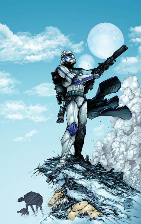 Rex Clone Trooper by seanforney