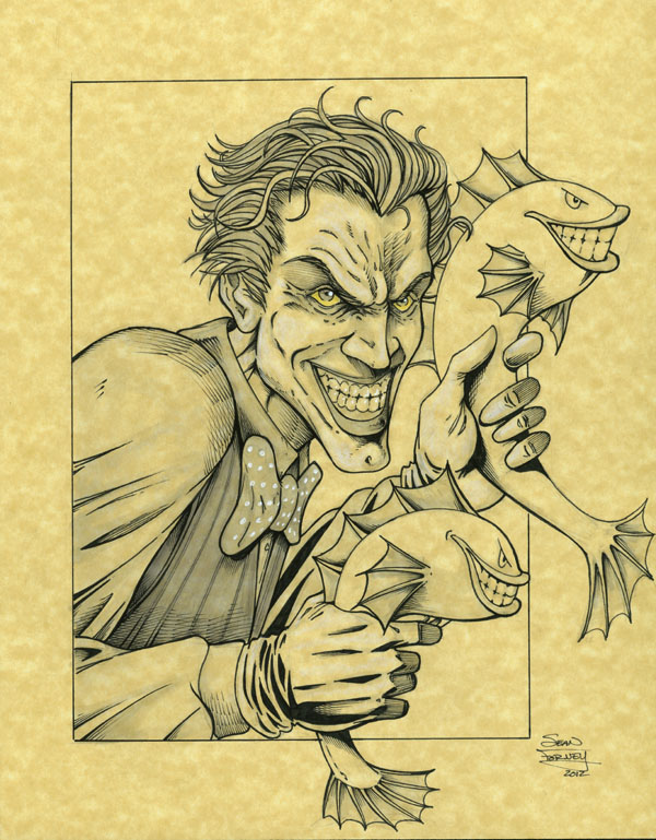 Joker by seanforney