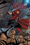 Scarlet Huntress Anthology Cover
