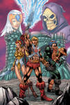 Masters of the Universe Colors