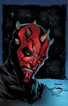 Darth Maul Colors
