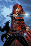 Scarlet Huntress 2015 colors