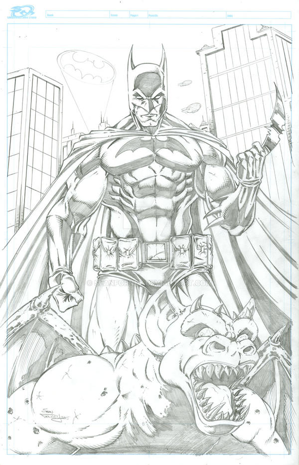 Batman by seanforney