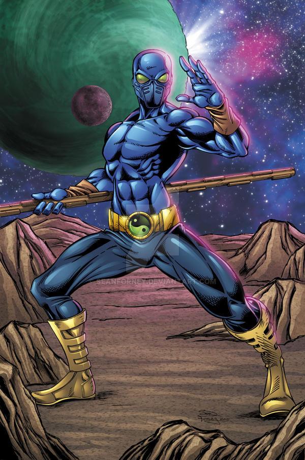 Zen: Intergalactic Ninja by seanforney