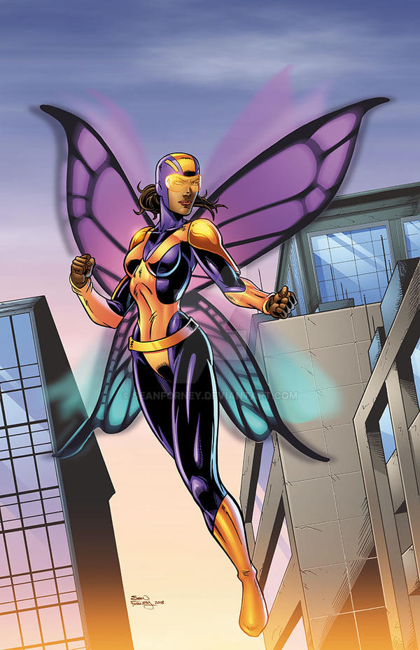 Mariposa Cover Colors by seanforney