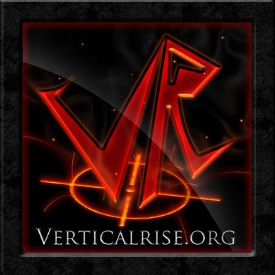 Vertical Rise Logo Design by CatnipMafia