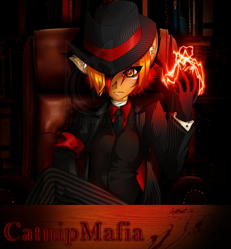 Magical Gangster Rhiddel Alistor by CatnipMafia