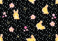 Bunny Pixel BG by slumofsaturn