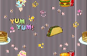 Food BG 1 by slumofsaturn