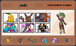 Jade's Trainer Card by L by Lily-Lyn-Rain