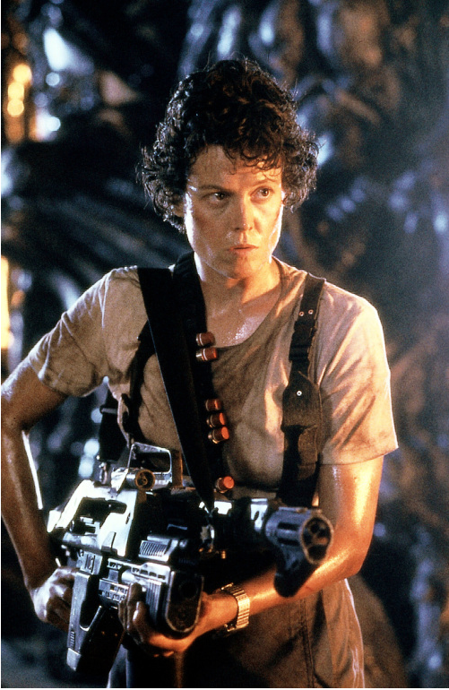 Ellen Ripley from aliens by EJLightning007arts on DeviantArt