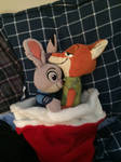 Judy and Nick's Christmas Romance