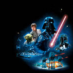 Empire Strikes Back Text less Soundtrack