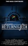 Return of the Jedi Custom Poster