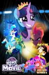 Mlp Movie Poster (blade Runner)