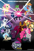 Mlp Movie Fan Made poster 2 by EJLightning007arts