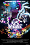 My Little Pony the Movie Fan poster 3