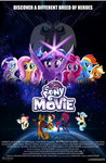 My Little pony Movie (POWER RANGERS) by EJLightning007arts
