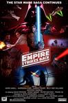 Empire Strikes Back Fan Poster