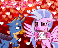 Hearts and Hooves day (Gallstream) by EJLightning007arts