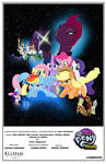 MLP Movie Poster (Star Wars) by EJLightning007arts