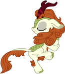 Autumn Blaze Vector