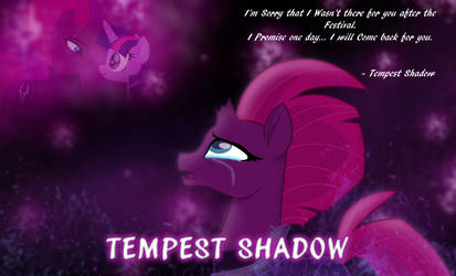Tempest Emotional Side Wallpaper by EJLightning007arts