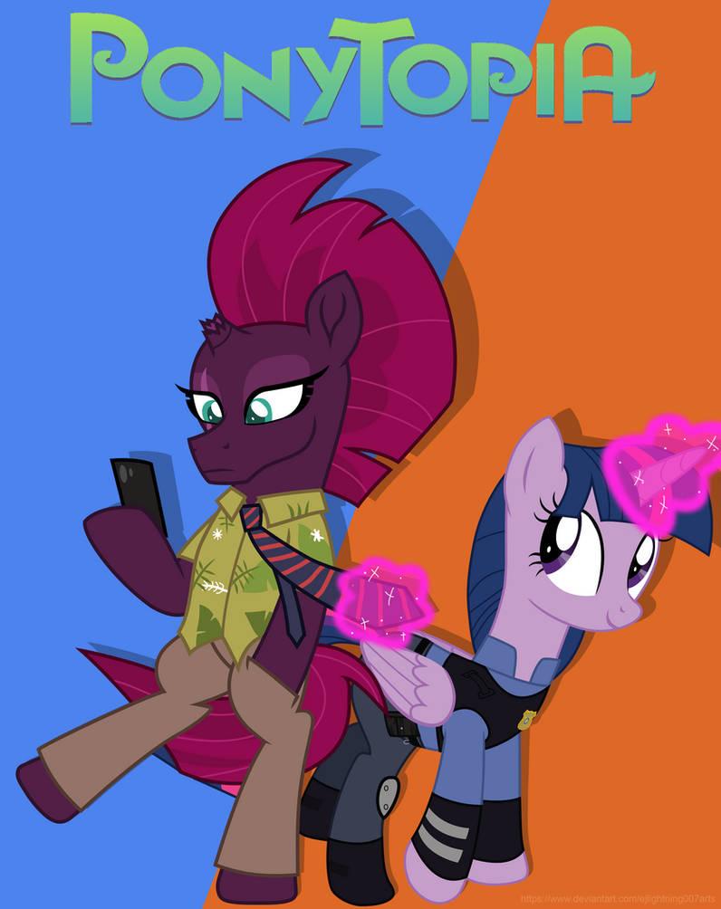 Ponytopia (For Zootopia 4th Anniversary)