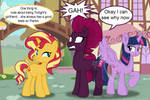 Twilight's taste of flanks