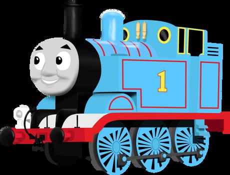 Thomas the Tank Engine vector