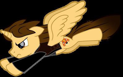 EJ Flying Fast (vector) by EJLightning007arts